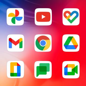 CRiOS X - Icon Pack syot layar 3