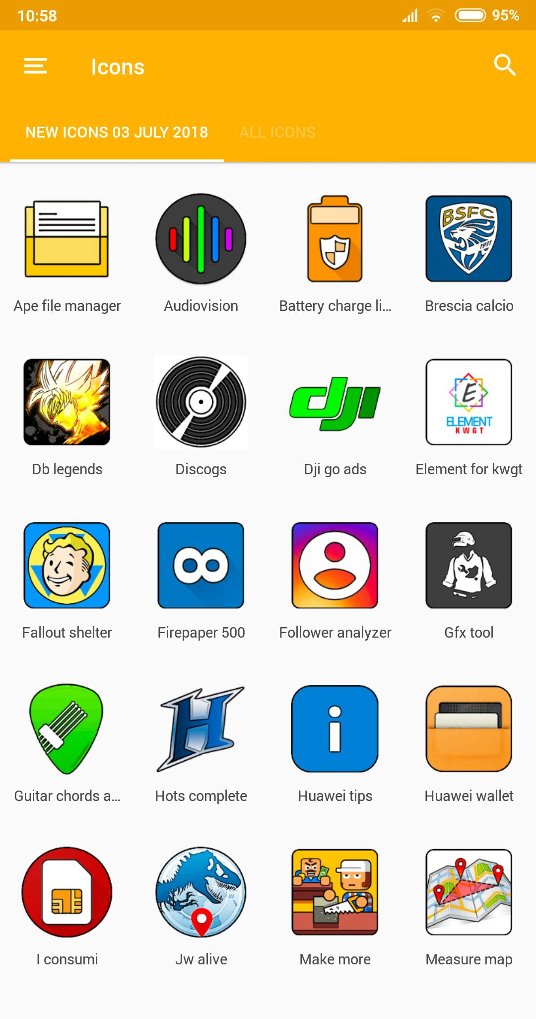CRISPY HD - ICON PACK for Android - APK Download