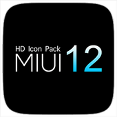 Miui 12 - Icon Pack v2.1 (Paid)