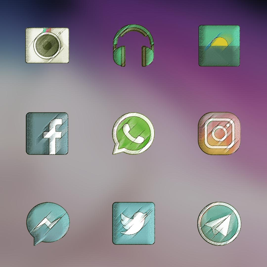 RETROXYGEN - ICON PACK for Android - APK Download