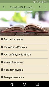 Estudos Bíblicos Teologia screenshot 5