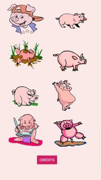 Happy pigs screenshot 1