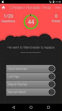 UnOfficial CR7 Trivia Quiz Game screenshot 5