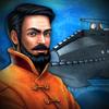 尼莫船長 - 海底两万里 - 隱藏的對象遊戲。隱藏物品。尋物遊戲。冒险 圖標