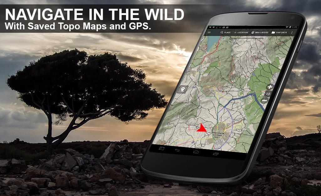 BackCountry Navigator PRO GPS for Android - APK Download