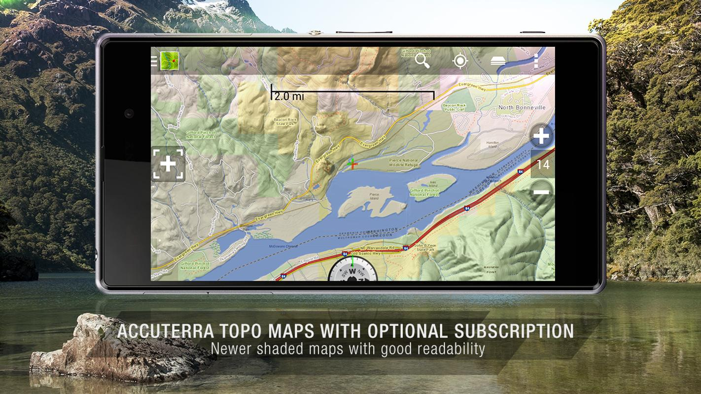 Download backcountry nav topo maps gps (free) for android.