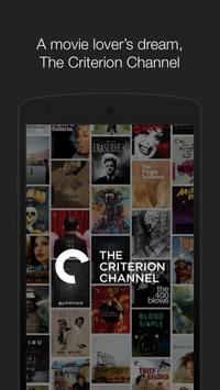 The Criterion Channel poster