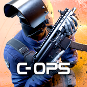 Critical Ops 图标