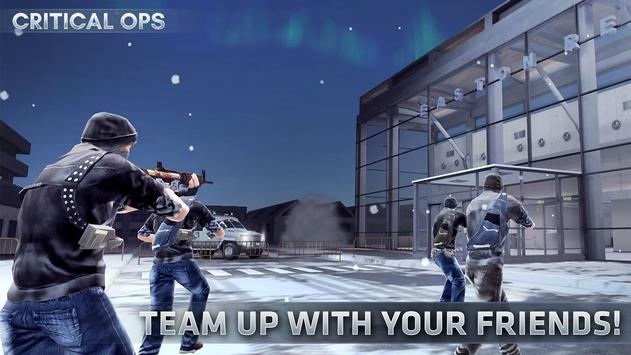 Critical Ops poster