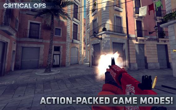 Critical Ops ảnh chụp màn hình 14