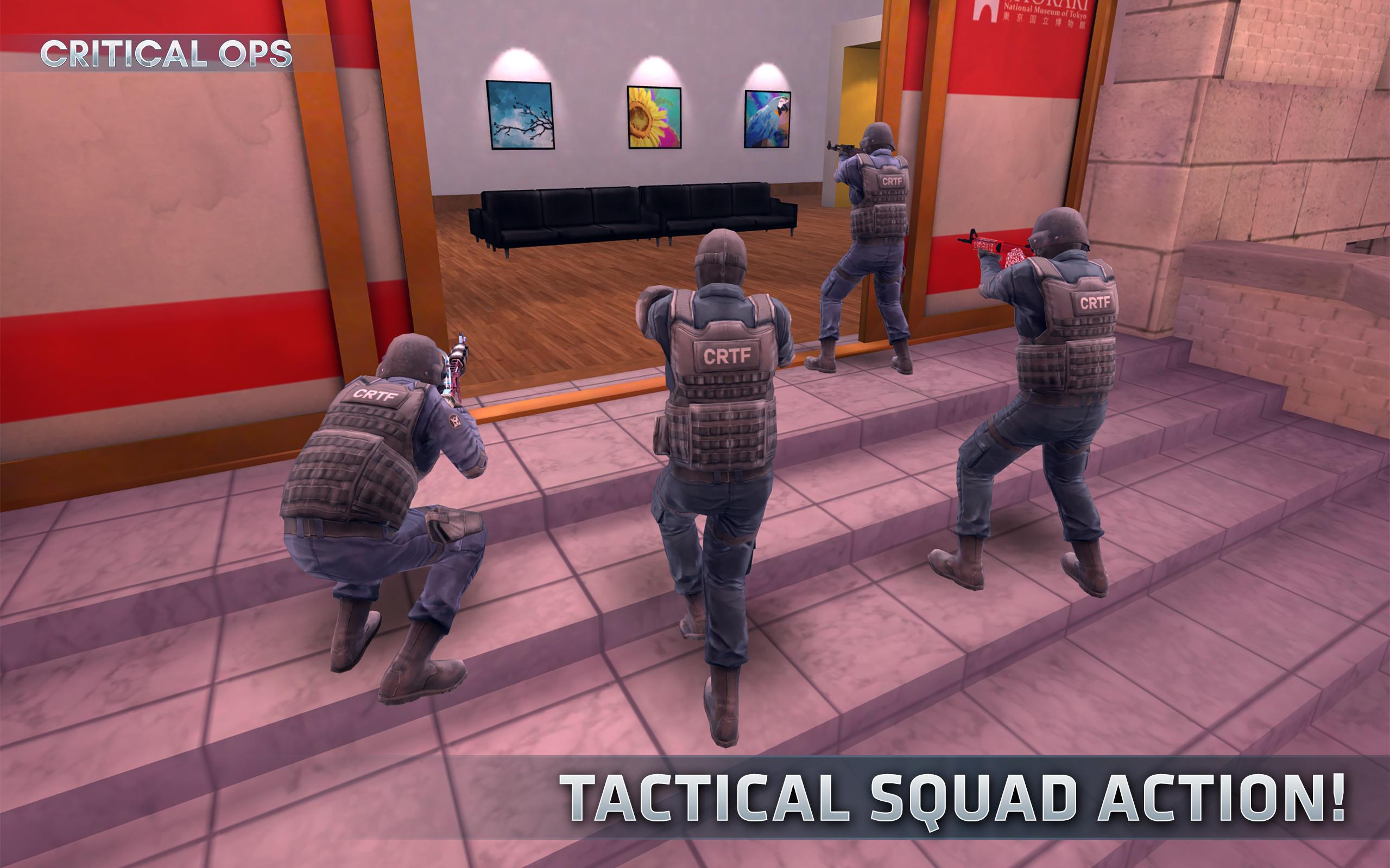 Critical Ops for Android - APK Download