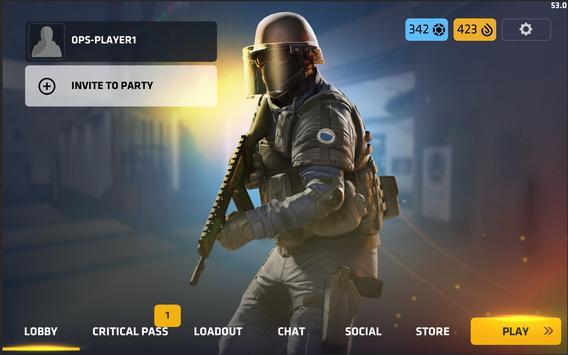 Critical Ops скриншот 20