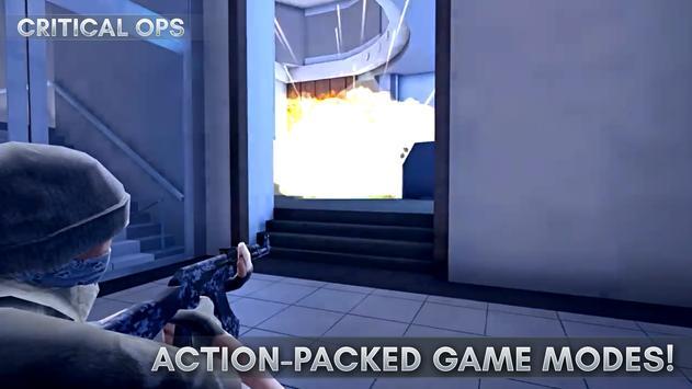 Critical Ops скриншот 2