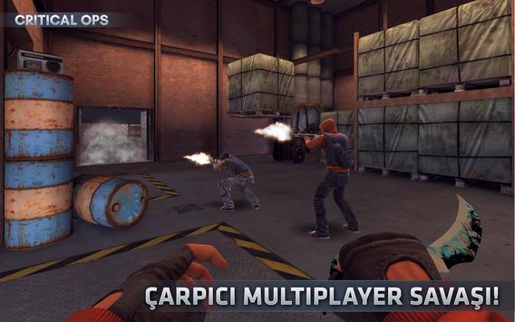 Critical Ops Ekran Görüntüsü 23