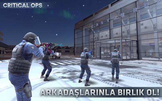 Critical Ops Ekran Görüntüsü 8