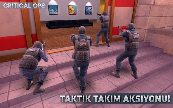 Critical Ops Ekran Görüntüsü 14