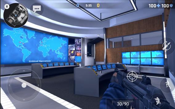 Critical Ops تصوير الشاشة 12