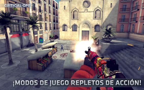 Critical Ops captura de pantalla 8