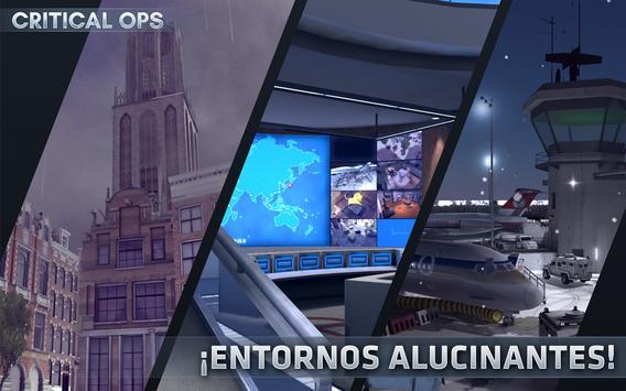 Critical Ops captura de pantalla 15