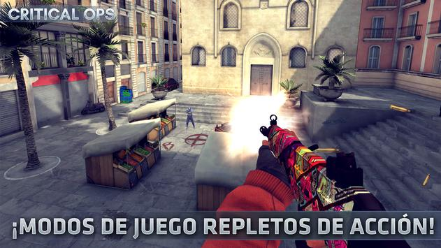 Critical Ops captura de pantalla 2