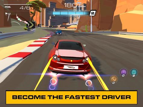 Racing Clash Club स्क्रीनशॉट 4