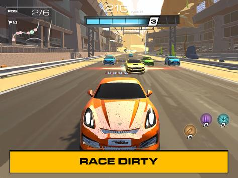 Racing Clash Club स्क्रीनशॉट 5