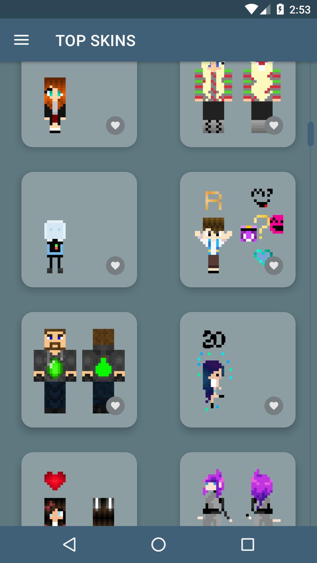 Baby Skins for Minecraft PE para Android - APK Baixar