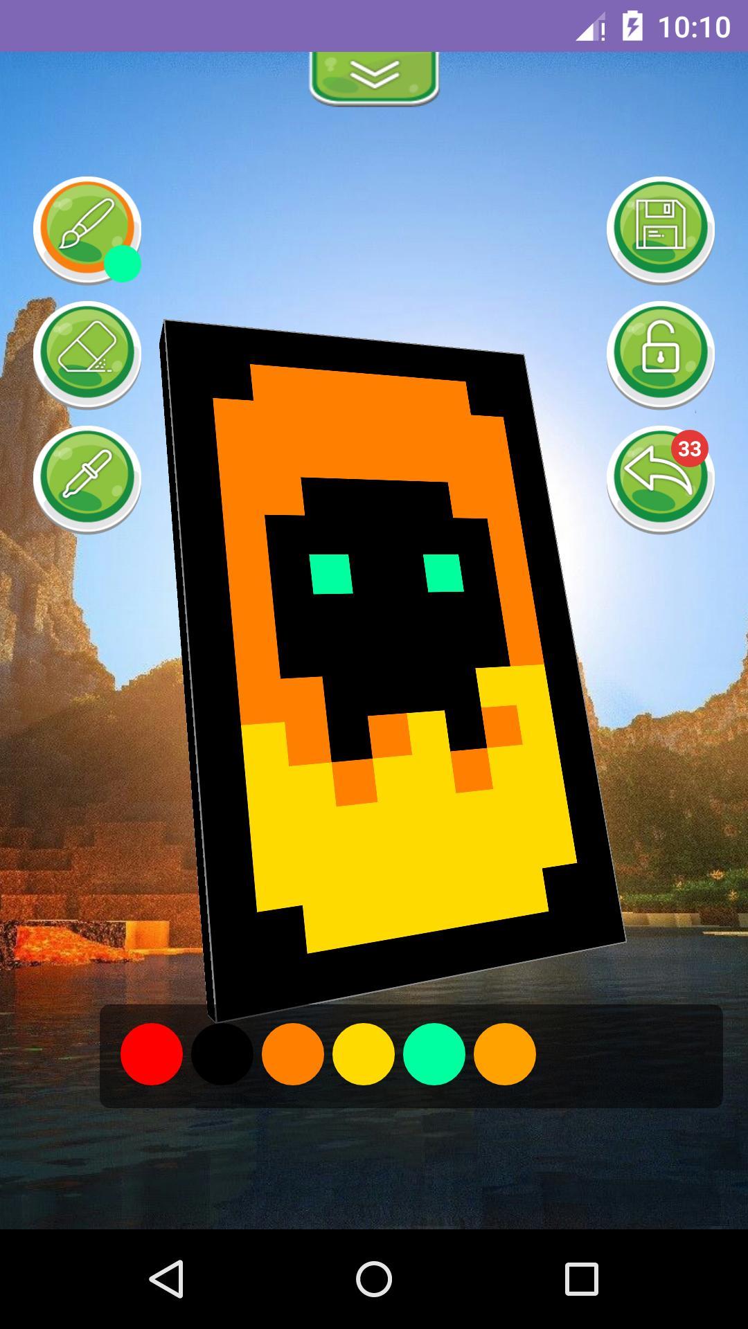 Cape Editor for Minecraft para Android - APK Baixar