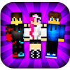 PvP Skins for Minecraft PE 图标