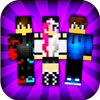 PvP Skins for Minecraft PE ikona