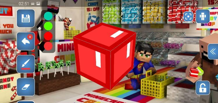 Skin Editor for Minecraft screenshot 13