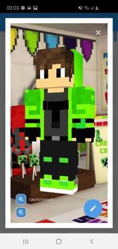 Skin Editor for Minecraft screenshot 4