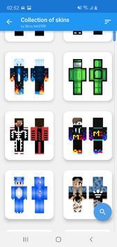 Skin Editor for Minecraft screenshot 5