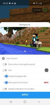 Skin Editor for Minecraft screenshot 9