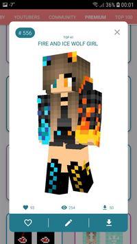 Skins MASTER for MINECRAFT PE(30000 Skins +Editor) screenshot 10