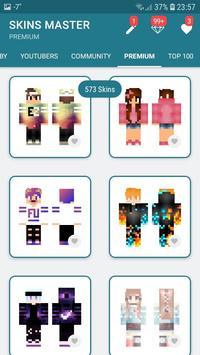 Skins MASTER for MINECRAFT PE(30000 Skins +Editor) screenshot 2