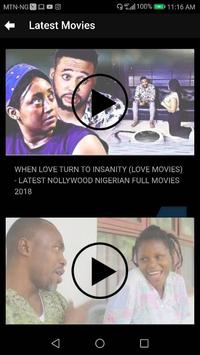 NollyGator Full Movies Entertainment And Music screenshot 4