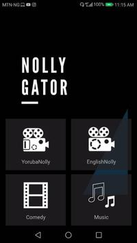 NollyGator Full Movies Entertainment And Music poster