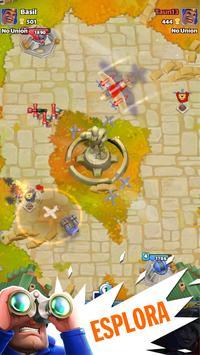 11 Schermata Clash of Warhands: Royale battle league・war heroes
