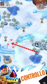2 Schermata Clash of Warhands: Royale battle league・war heroes