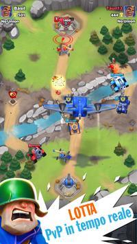 4 Schermata Clash of Warhands: Royale battle league・war heroes