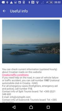 Croatia Tourism screenshot 2