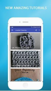 Crochet Tutorials screenshot 2
