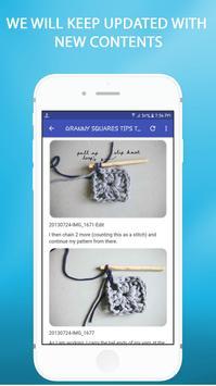 Crochet Tutorials screenshot 3
