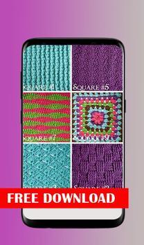 Crochet stitches screenshot 1