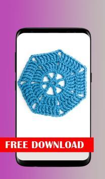 Crochet stitches screenshot 2