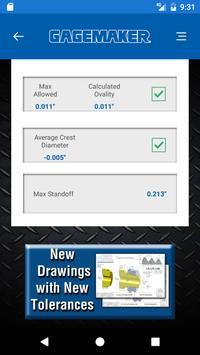 Gagemaker MRP 5B Calculator screenshot 4