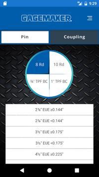 Gagemaker MRP 5B Calculator screenshot 1