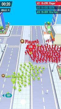 New Popular Crowd City : Simulation screenshot 1