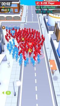 New Popular Crowd City : Simulation screenshot 2